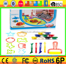 educational toys play dough clay safe non-toxic environmental protection