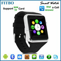 For iPHONE/Samsung Galaxy S6/S5/S6 , Customized bluetooth watch