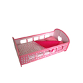 Hign Quality Fits Girl dolls Rocking Bed