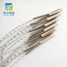 Small heating unit resistance cartridge heater