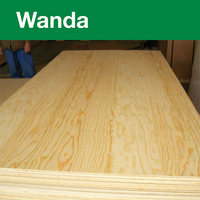 Cheap Pine Wood Veneer Sheet