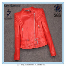 wholesale cheap make leather clothing womens 2017