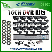 16CH Home security Infrared Dvr System