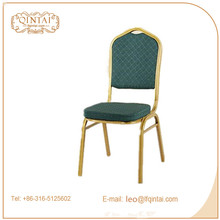 qintai wholesale price blue chair banquet