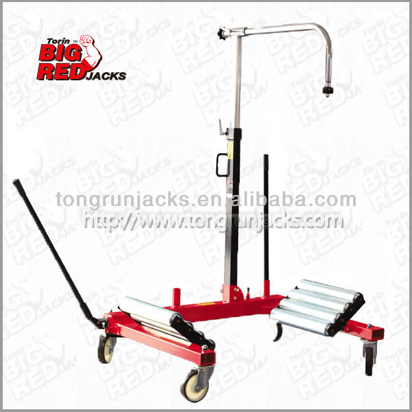 Torin BigRed 1.2 Ton Car Wheel Dolly for truck tire