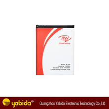 Chinese factories Li-polymer Replacement Battery itel BL-4F 1500 mAh 3.8V