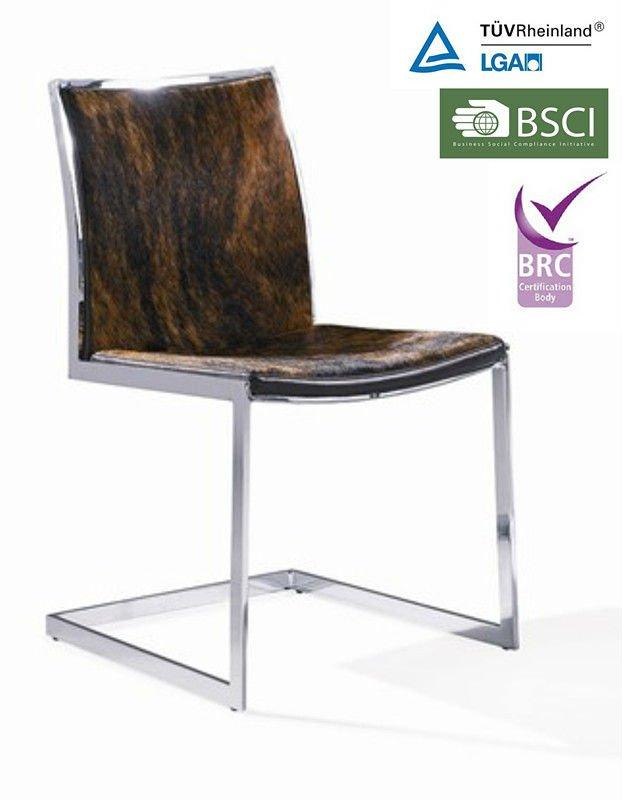 Salle manger fauteuil de velours h tel de luxe blanc en for Chaise de salle a manger luxe
