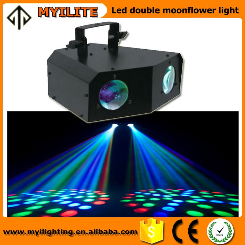 Perfect stage effect led beam moonflower party dj light