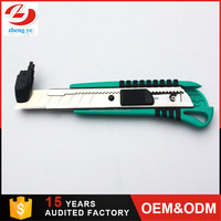 2016 new model 18mm Heavy Duty combat Stationery tool Utility Knife