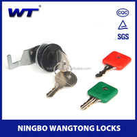 0708 cabinet cam lock/refrigerator lock can be with different cam