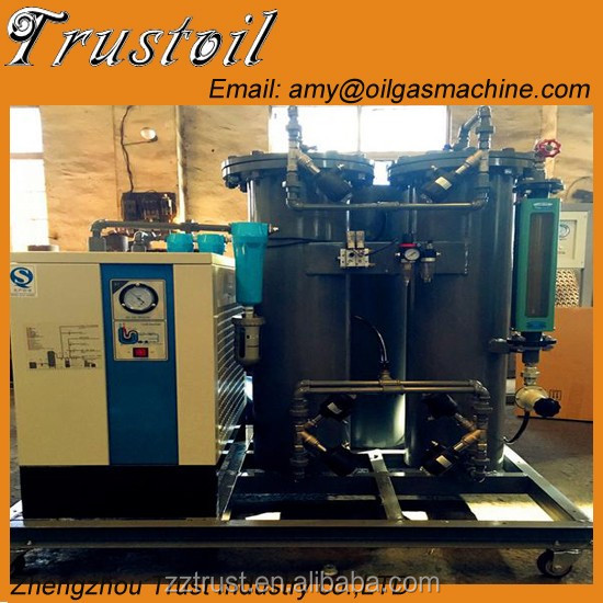 99.99% purity Quality assured nitrogen oxygen plants generator for sale with good nitrogen plant price