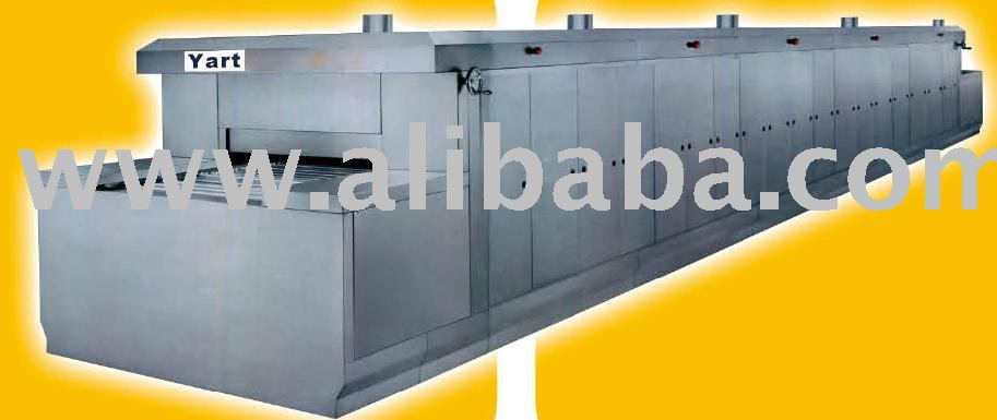 tunel oven/baking oven /baking machine