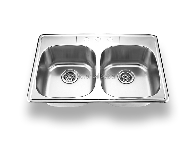 Professional supplier handmade outdoor sink stainless steel kitchen sink