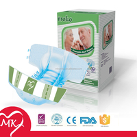 Breathable and soft free adult baby diaper sample for old people Ultra Thick Adult Diaper