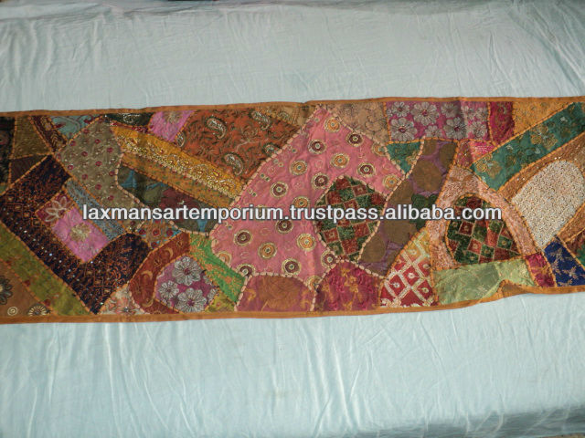patchwork wall hangings ethnic
