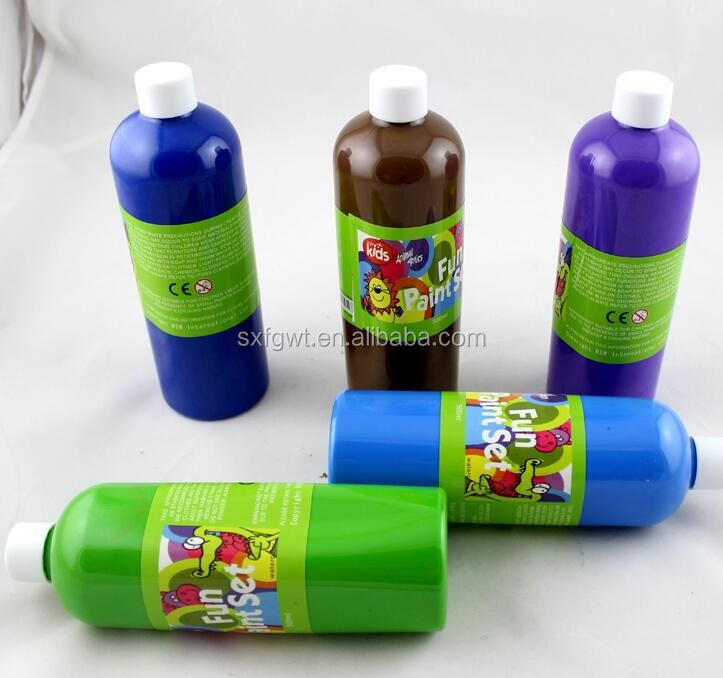 500ml acrylic paint for kids
