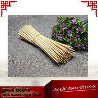 Wholesales and cheap barbecue bamboo stick for bbq tool