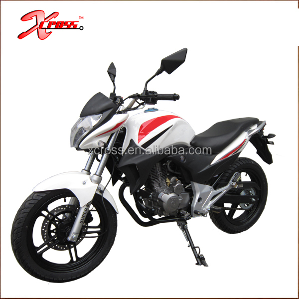 Chinese Cheap 125cc Motorcycles 125cc Racing Motorcycle 125cc Sports Bike 125cc Motorbike For Sale CG125CR