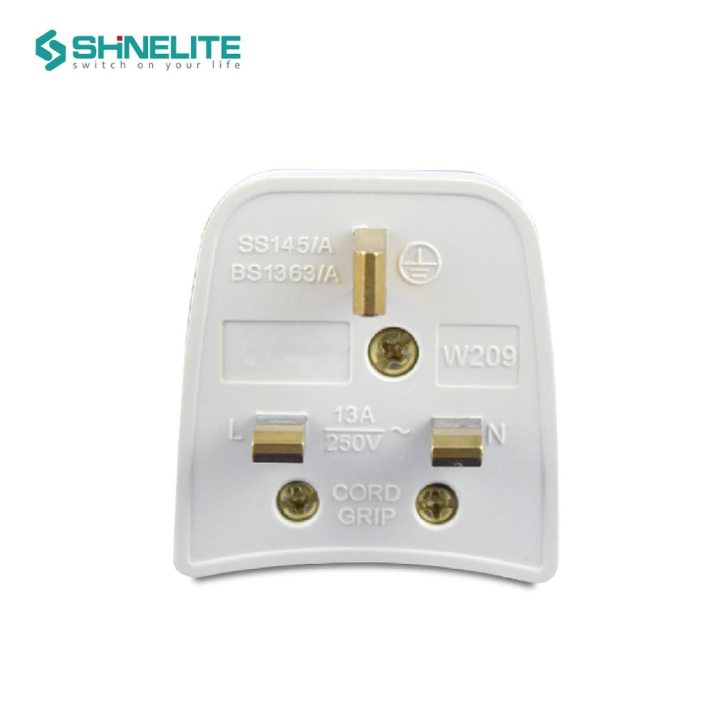 Wholesale Electrical Plug Fuses Online Buy Best Wiring A Top British Standard 13a 250v Strongfused Strong Strongplug