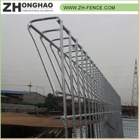 High Security Cheap Bulk sale cheap sheet metal fence panels