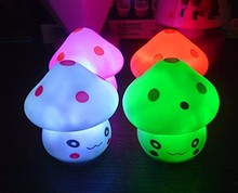 Hollaween Festival Children Toy LED Night Light, Promotion Gift Flashing Colorful LED Night Light,Color Changing Night Light