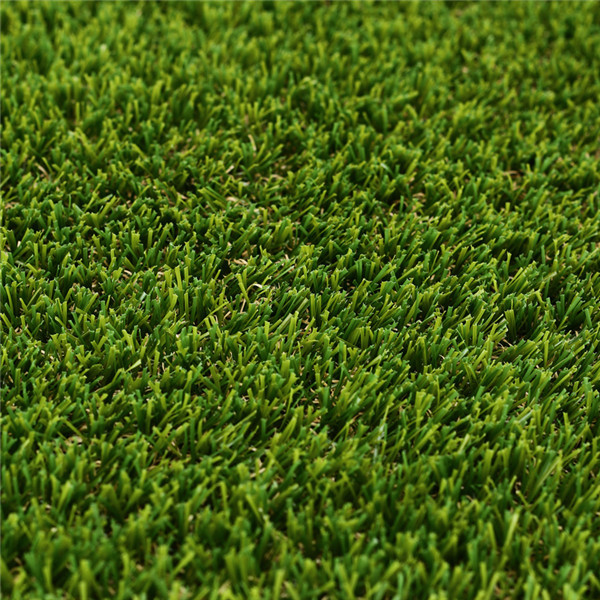 Synthetic natural artificial turf grass for garden for Garden decking with artificial grass