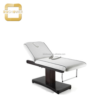 modern portable massage table with electric adjust height heat massage table