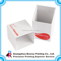 Simple type trapezoidal custom gift boxes small quantity