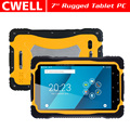 7 Inch 4G Lte Android Rugged Tablet PC 9650mAh Big Battery Hugerock T70V2