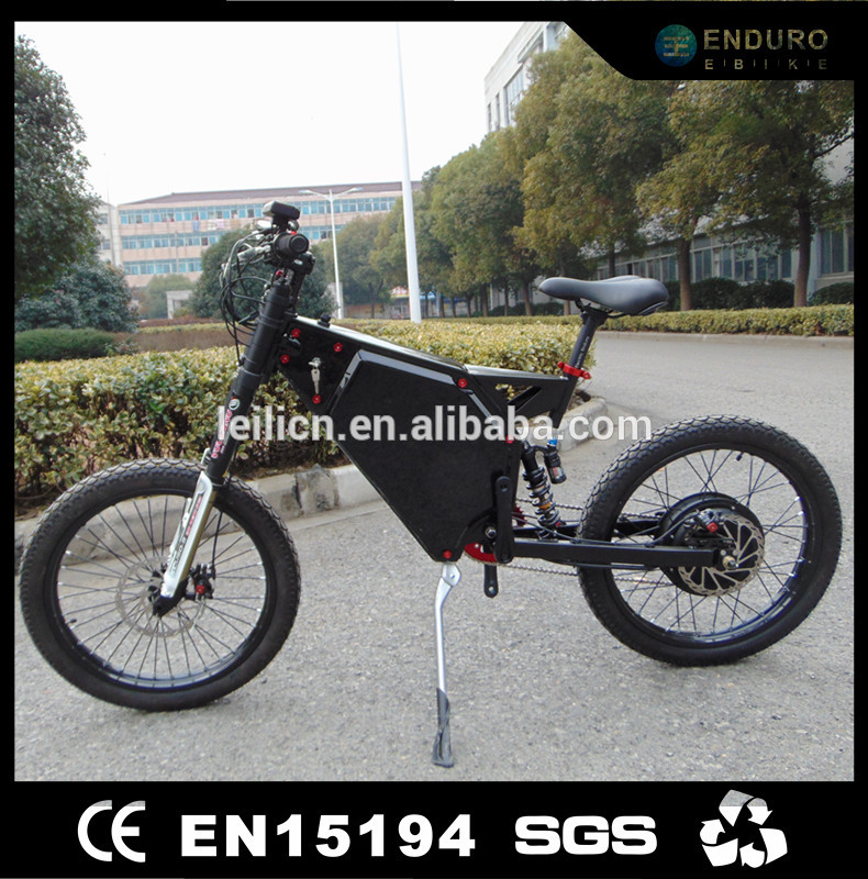 electric bicycle 5000 watt kit electric motorcycle, full suspension fat bike