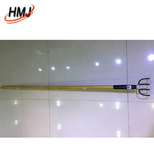 2017 new product steel hardware tool <strong>hook</strong> with wooden handle