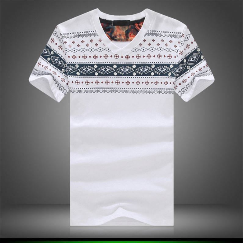 2015 Latest china supplier mens t shirt size chart with high quality