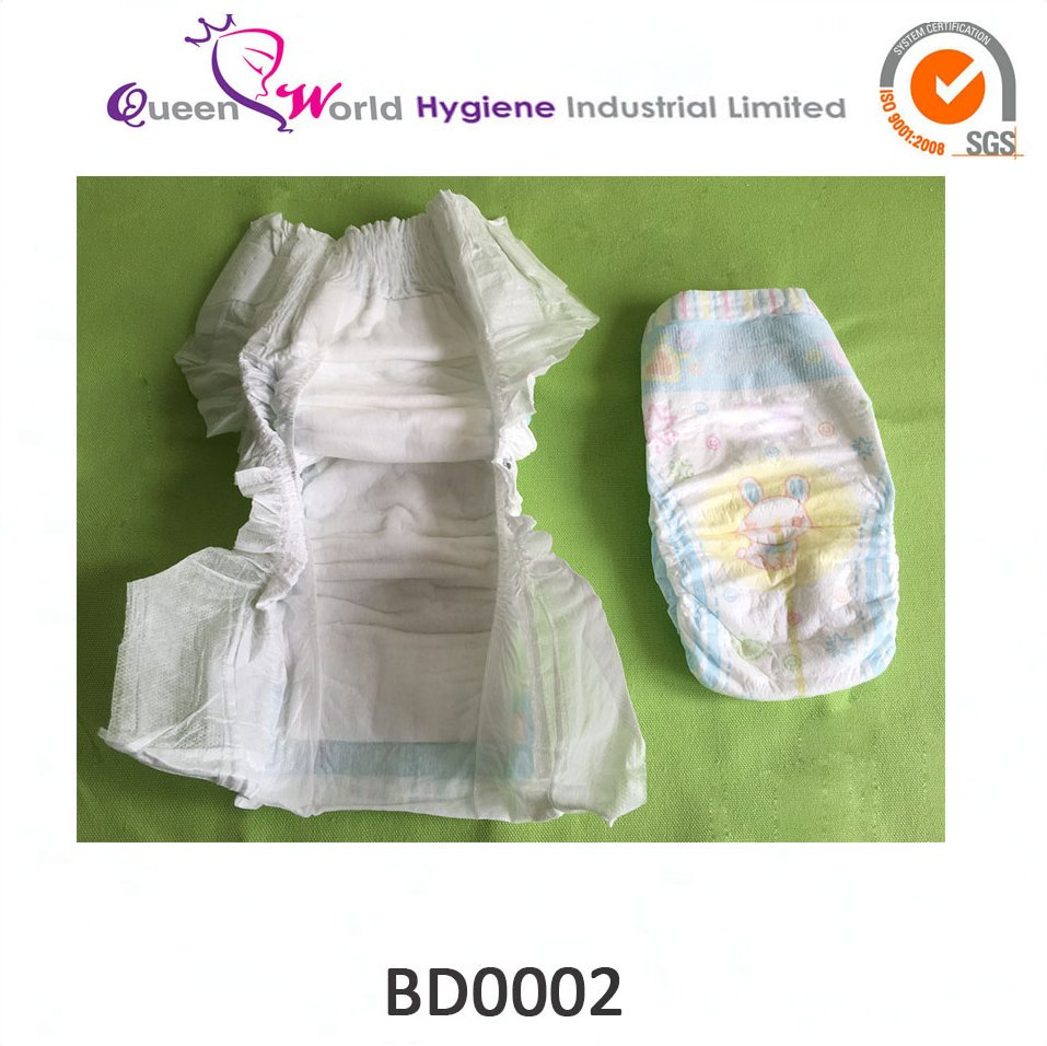 wholesaler of sleepy baby diaper Manufacturer from China