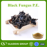 High Quality Bulk Auricularia/Black Fungus/Polysaccharides10%-40% Extract Powder