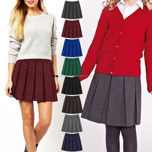 Girls School Uniform for school kids Skirt Age 2-18yrs