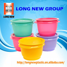 Plastic tupperware products