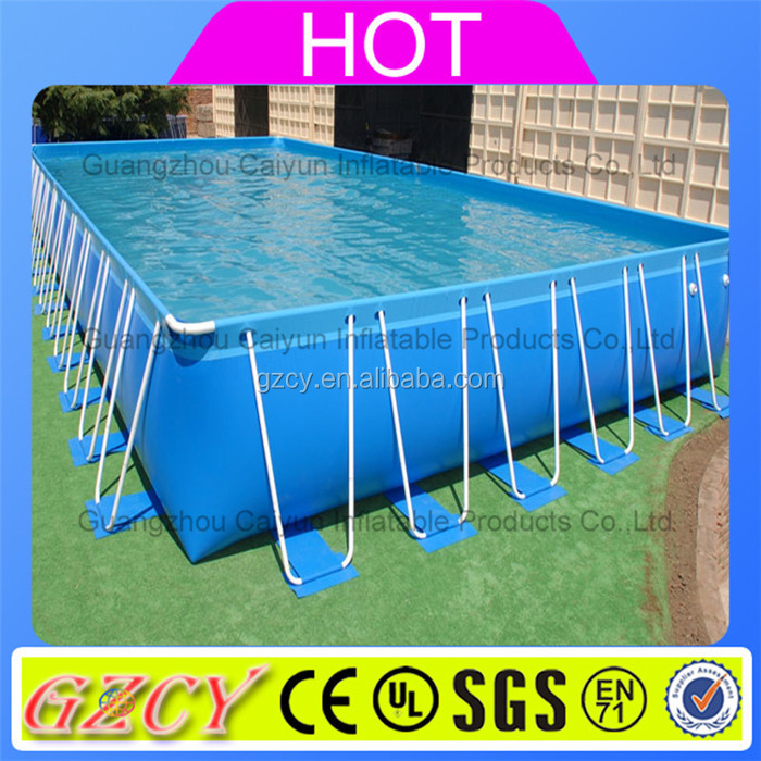 Portable above ground pool indoor outdoor used swimming pool for sale