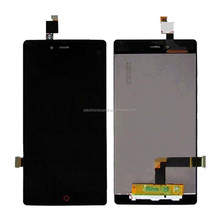 Wholesale LCD Assembly Display Touch Screen Panel Digitizer Replacement For ZTE Nubia Z9 Mini NX511J