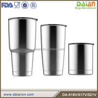 Customized stainless steel thermo cup double wall