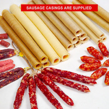 Supplier fresh edible/natural/hog Food Grade Edible bulk Collagen beef/Pork/chicken Sausages/Sausage Casing for sale