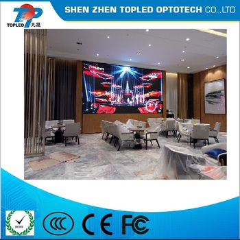 P10 indoor led display/hd super thin led screen video xxx