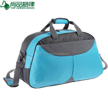 promotional sky travel luggage bag OEM polyester organizer travel bags