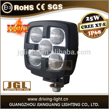 high performance led headlight for heavy duty,auto parts,jeep 12v 24v offroad led driving light 25w 40w 60w 120w led auto light