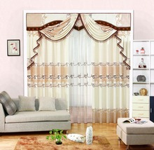 2016 Luxury Design Curtains/ Curtains Fabric