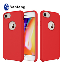 official case for iphone, Stock supply soft gel silicone case for apple iphone 6 7 8 plus
