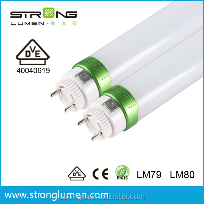 VDE Approved led tube light t8 led tube 600mm 10w G13 Led tube lamps