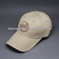BRAND GOLF CAP WITH EMBROIDERY