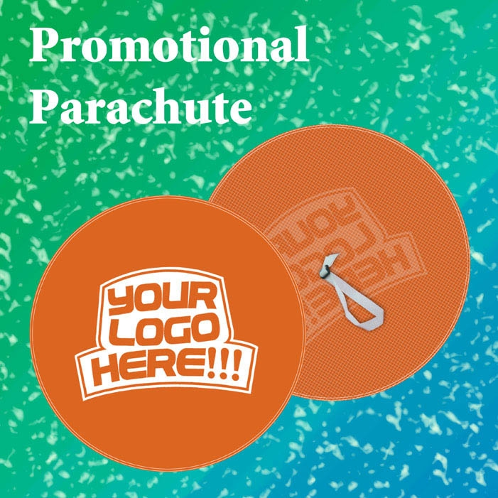 Toy Parachute for Promotional Events