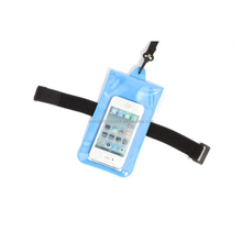 Underwater phone bag mp3/mp4 pouch mobile phone cover waterproof phone pouch