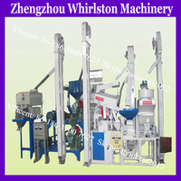 hot sell fully automatic rice mills thailand +86 18639007627